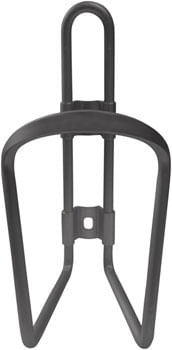 Delta Alloy Water Bottle Cage - Black