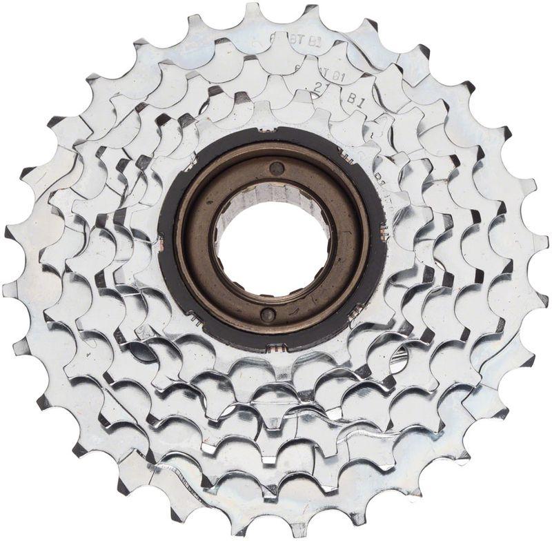 Dimension-6-Speed-14-28t-Chrome-Plated-Freewheel-FW7201-5