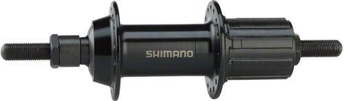 Shimano FH-TX500 32h 8-Speed Bolt-On Rear Hub Black