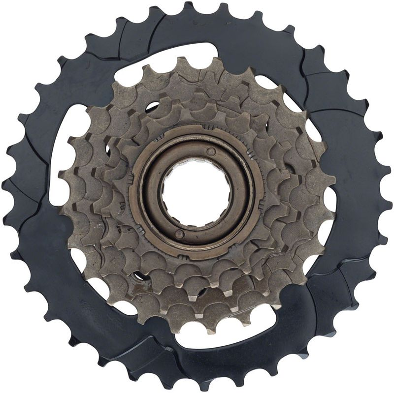 Dimension-6-Speed-14-34t-Freewheel-Brown-and-Black-FW7202-5