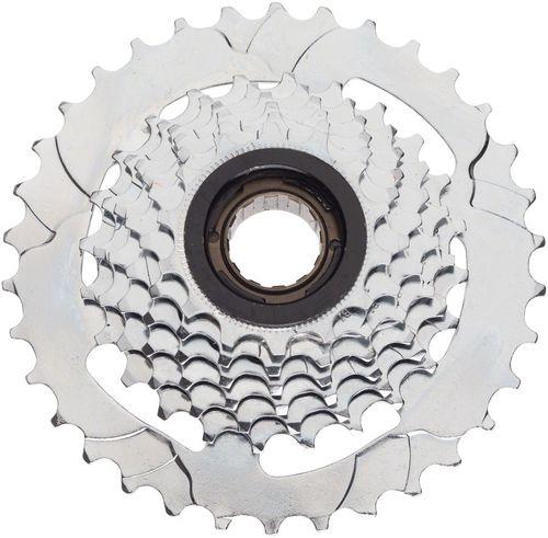 Dimension 7-Speed 14-34t Chrome PlatedFreewheel