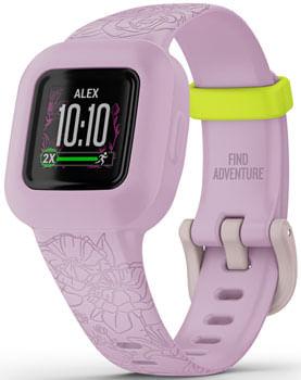 Garmin vivofit jr. 3 Fitness Tracker Watch - Pink