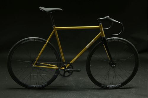 Milwaukee Bicycle Co. Track Frameset