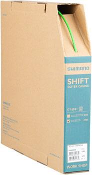 Shimano OT-SP41 Derailleur Housing - 25m, Green