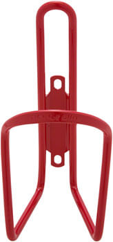 Planet Bike Alloy Water Bottle Cage - Aluminum, Red
