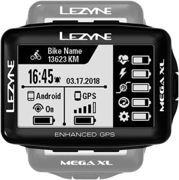Lezyne Mega XL GPS HR Computer