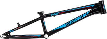 "Radio Helium BMX Race Frame - Pro XXXXL, 22.5"" TT, Black"