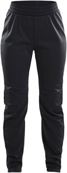 Craft Warm Train Pants - Black, Women's, Large