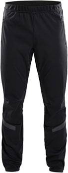 Craft Warm Train Pants - Black, Men's, X-Large