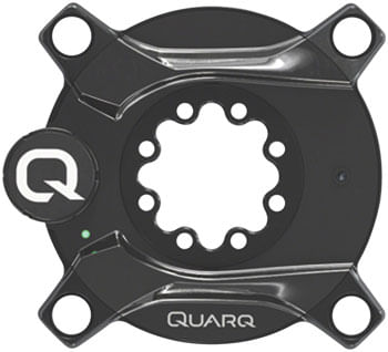 Quarq DZero XX1 Eagle AXS DUB Power Meter Spider - 104 BCD, 8-Bolt Crank Interface, Black