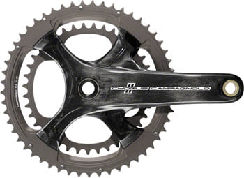 Campagnolo Chorus Crankset - 170mm, 11-Speed, 52/36t, 112/146 Asymmetric BCD, Campagnolo Ultra-Torque Spindle Interface, Carbon