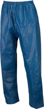 O2 Rainwear Element Series Rain Pant: Blue XS/SM
