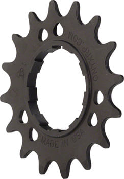 Onyx-Aluminum-Cog--3-32--14t-Black-FW5207