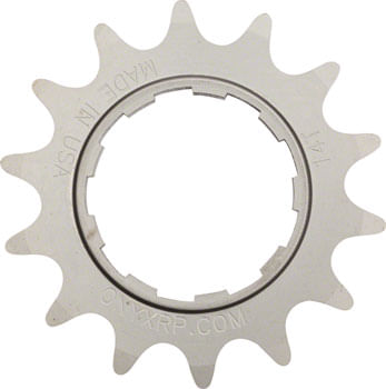 """Onyx Stainless Cog: Shimano Compatible, 3/32"""", 15t"""