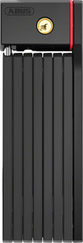 Abus BORDO 5700c Combination Folding Lock - 80cm, Red