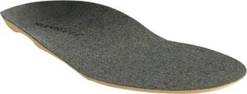 Superfeet Merino Gray Foot Bed Insole: Size C (M 5.5-7, W 6.5-8)