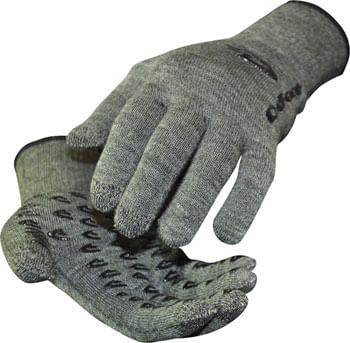 DeFeet Duraglove ET Wool Gloves - Loden Green, Full Finger, Large
