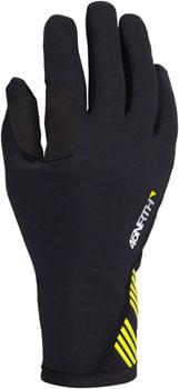 45NRTH Risor Merino Liner Gloves - Black, Full Finger, Small