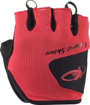 Lizard Skins Aramus Gloves - Crimson, Short Finger, Large