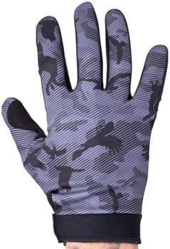 The Shadow Conspiracy Conspire Gloves - Crow Camo, Full Finger, Medium