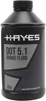 Hayes Dot 5.1 Brake Fluid 16 OZ