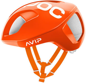 POC Ventral SPIN Helmet - Zink Orange, Small