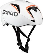 Briko-Gass-Fluid-Helmet---White-Orange-Fluo-Small-Medium-HE0690