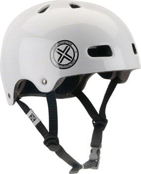 Fuse-Protection-Delta-Scope-In-Mold-Hardshell-Helmet---Glossy-White-X-Small-Medium-HE0318
