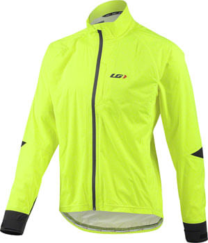 Garneau Commit WP Jacket: Bright Yellow MD
