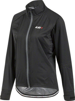Garneau Commit WP Women's Jacket: Black XL