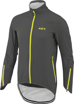 Garneau 4 Seasons Men's Jacket: Asphalt XL