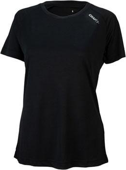 Craft Community Jersey - Black, Short Sleeve, Women's, Medium