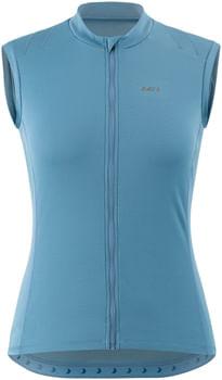 Garneau Beeze 3 Jersey - Half Moon Blue, Sleeveless, Women's, Large