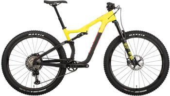 "Salsa Horsethief Carbon XTR Bike - 29"", Carbon, Yellow/Raw, X-Large"