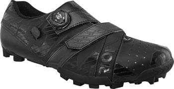 BONT Riot MTB+ BOA Cycling Shoe: Euro Wide 46 Black