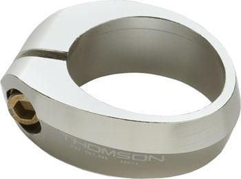 Thomson Seatpost Clamp: 29.8 Silver