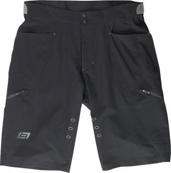 Bellwether Escape Men's Shorts: Black SM