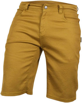 Club Ride Joe Dirt Men's Shorts: Ecru Olive MD