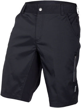 Club Ride Fuze Men's Shorts with Liner: Raven LG