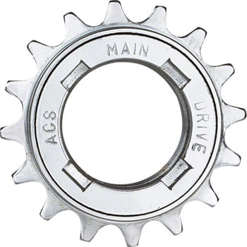 ACS Main Drive Freewheel - 16t, Silver