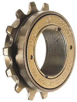 Dicta Metric Freewheel - 14t, Gold