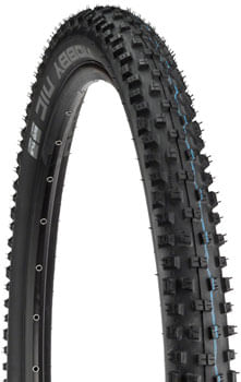 "Schwalbe Nobby Nic Tire - 27.5 x 2.35"", Tubeless, Folding, Black, Evolution Line, Addix SpeedGrip, Super Trail"