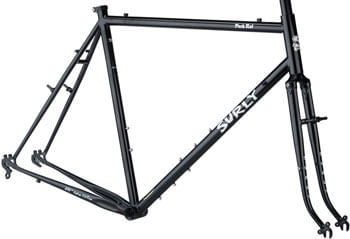 "Surly Pack Rat 26"" Frameset 46cm Hi-Viz Black"