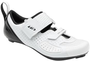 Garneau Tri X-Speed IV Shoes - White, Men's, Size 49