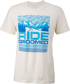 45NRTH Ride Groomed T-Shirt: Natural SM