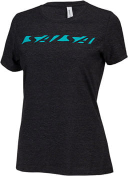 Salsa Downtube Women's T-Shirt: Gray/Teal XL