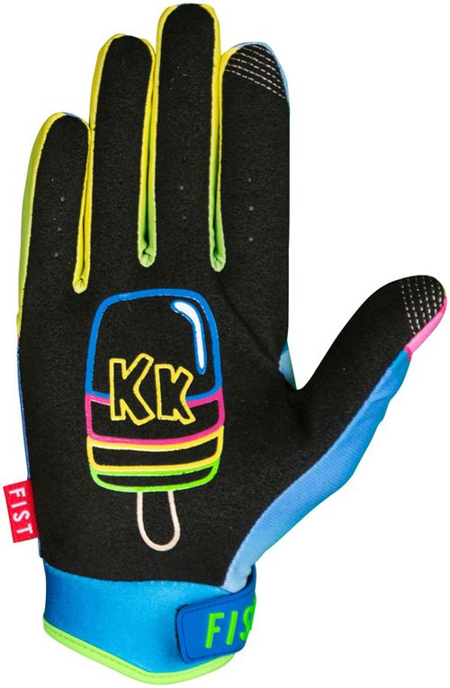 Fist Handwear Kruz Maddison Icy Pole Gloves - Multi-Color, Full Finger, X-Large