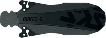 SKS S-Guard Clip-On Rear Fender - Saddle Mount, Black