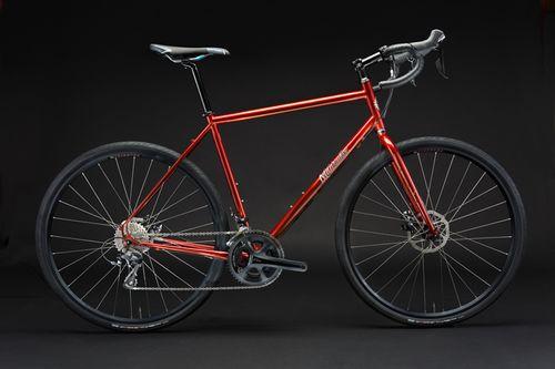 Milwaukee Bicycle Co. Fugitive Touring Frameset