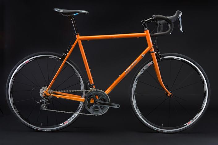 Milwaukee-Bicycle-Co--Road-Frameset-MKE_Road_105_Complete_-__1295-Black165mm100mm38cm